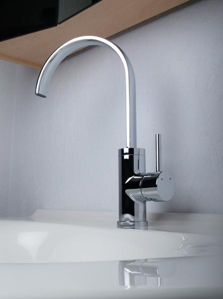designer waschtisch sp ltisch armatur m12 ohne ablauf chrom. Black Bedroom Furniture Sets. Home Design Ideas