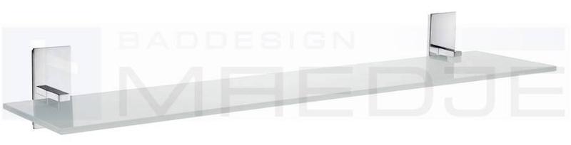 "design glasablage glasregal badezimmerkonsole ""pool"" , 60cm, 6mm, Badezimmer"