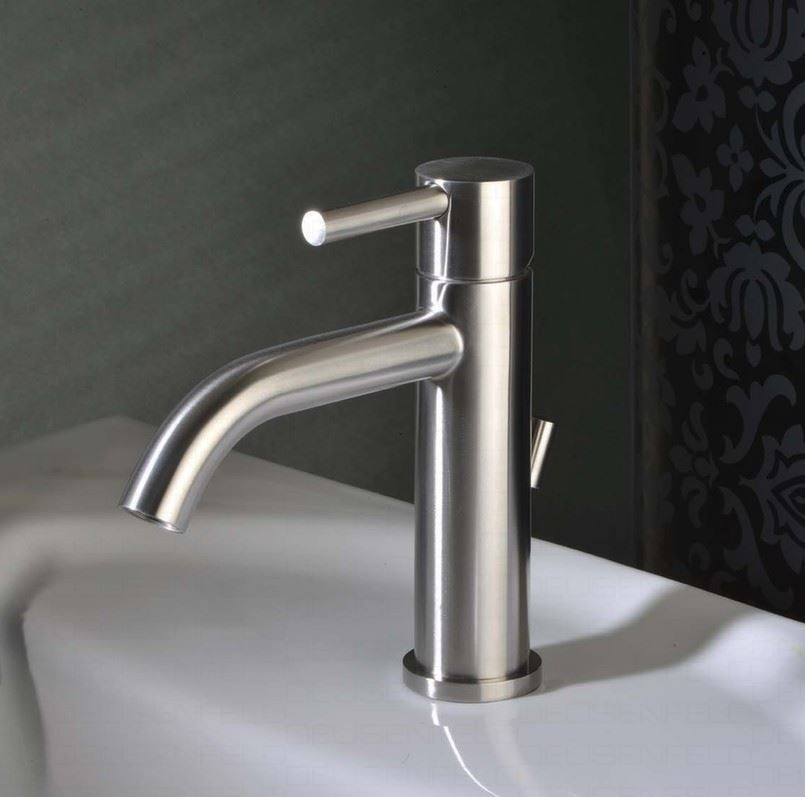 deusenfeld edelstahl waschtisch armatur design m8 smal. Black Bedroom Furniture Sets. Home Design Ideas