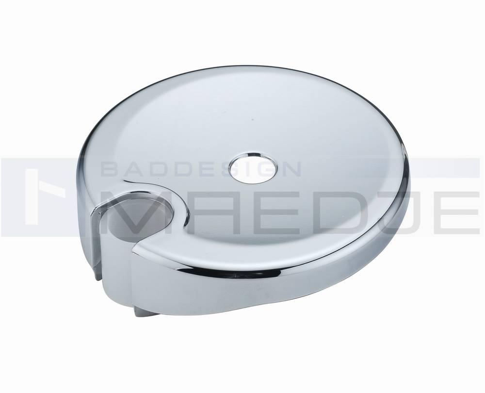seifenablage seifenschale f r brausetange mit 22mm stangendurchmesser chrom. Black Bedroom Furniture Sets. Home Design Ideas