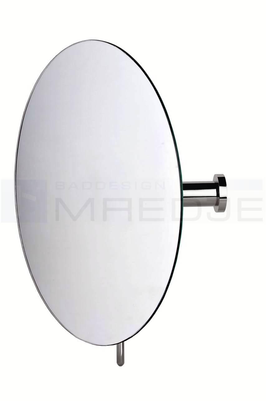 deusenfeld design wand kosmetikspiegel round rund 5 fach vergr erung 20cm verchromt. Black Bedroom Furniture Sets. Home Design Ideas