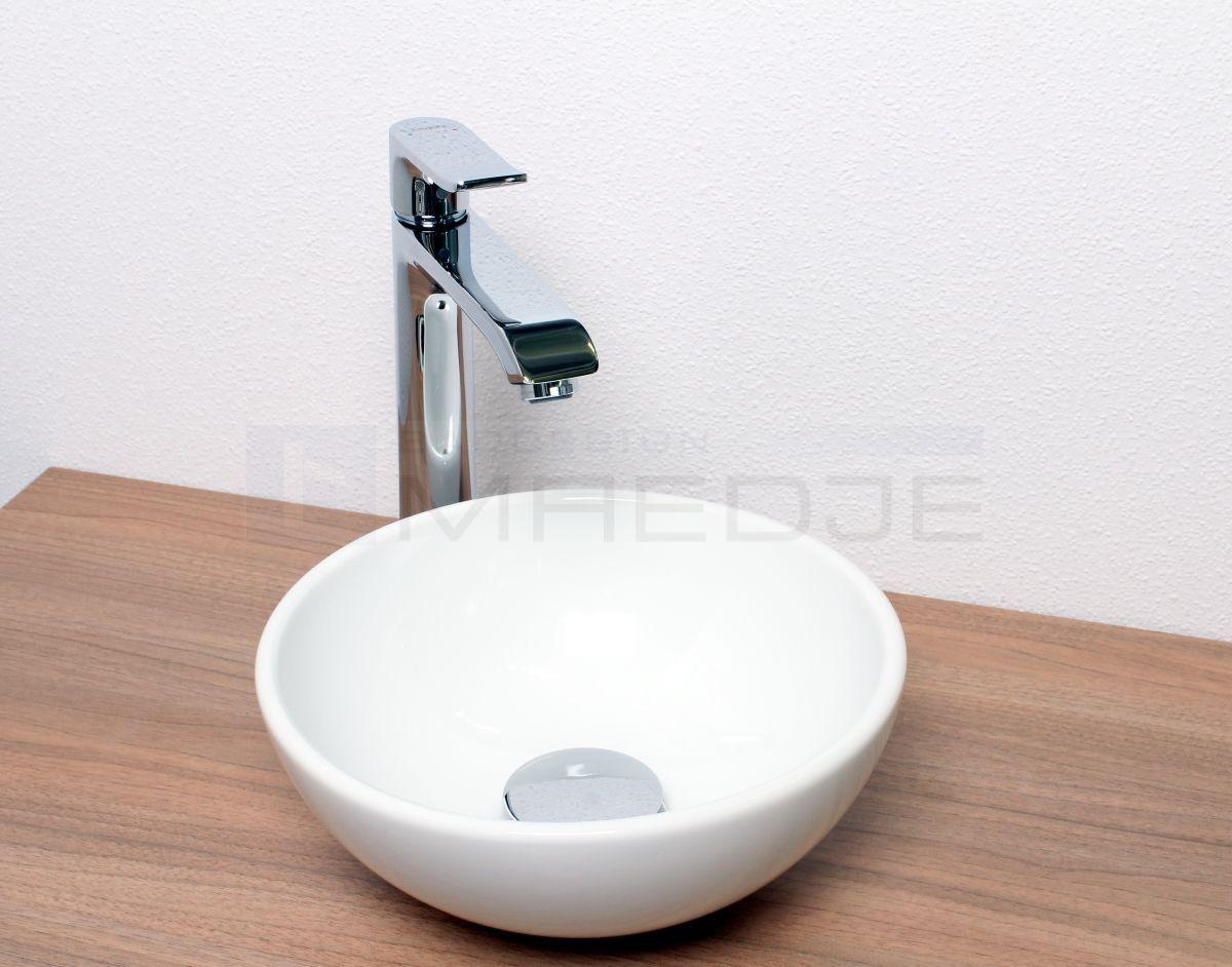 design mini waschschale aufsatzbecken jump 26 wei. Black Bedroom Furniture Sets. Home Design Ideas