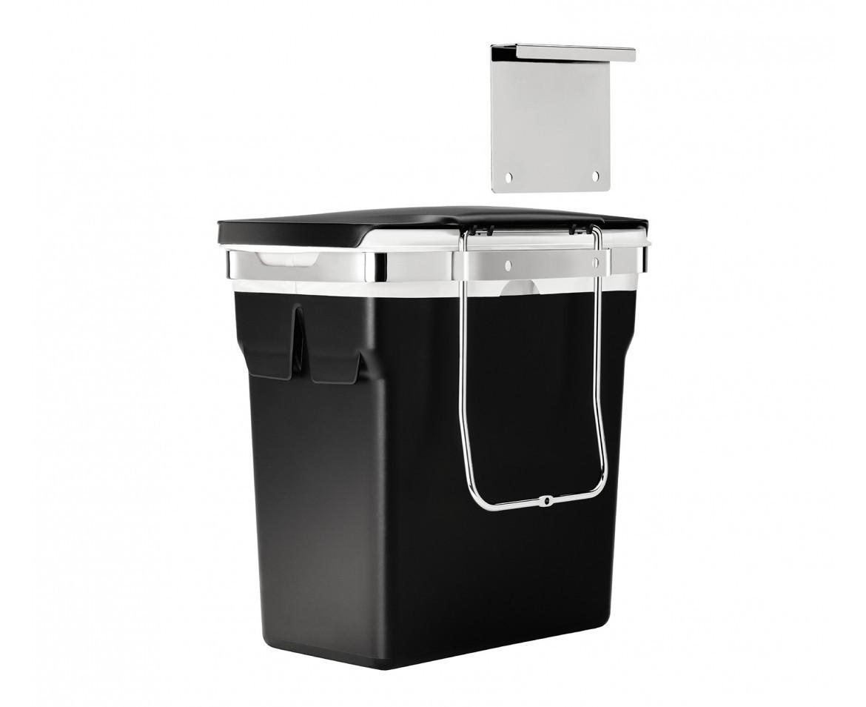 CW1643 - Schrank Abfalleimer, Mülleimer für Küchenschrank Badschrank ...